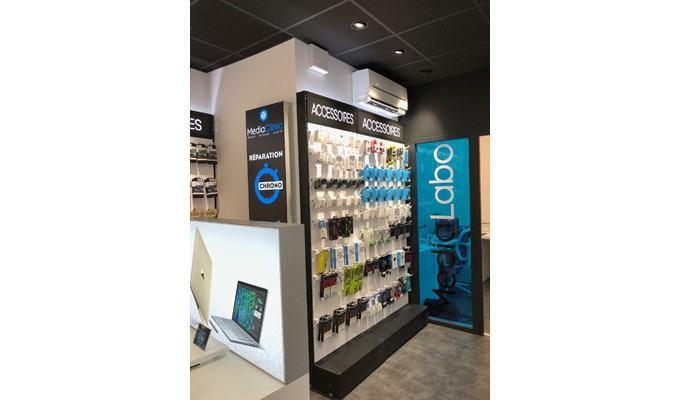 Ouvrir un magasin MediaClinic