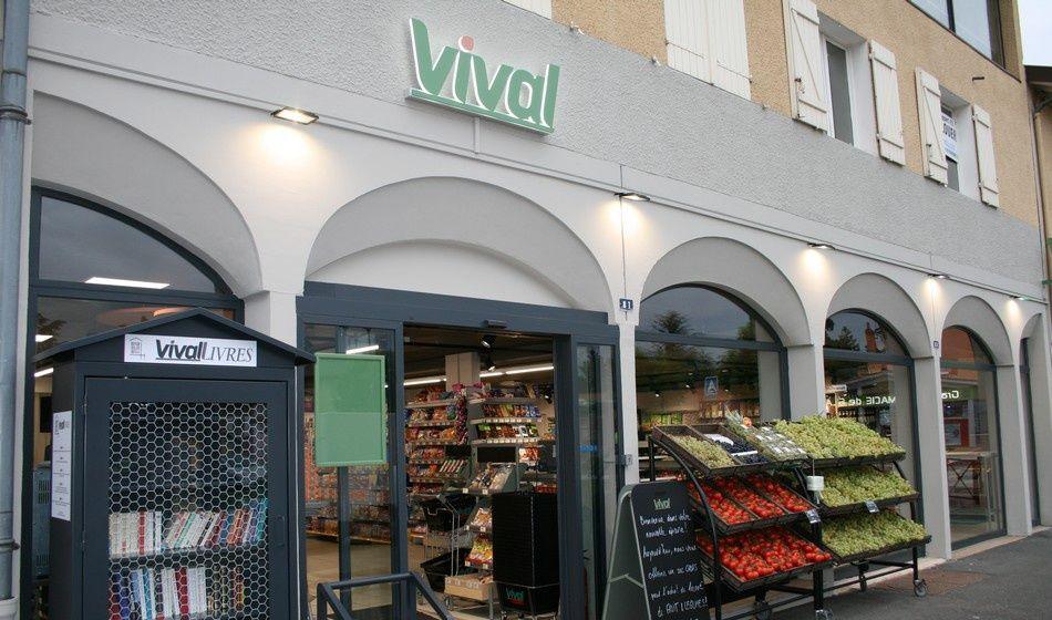 Ouvrir une franchise Vival