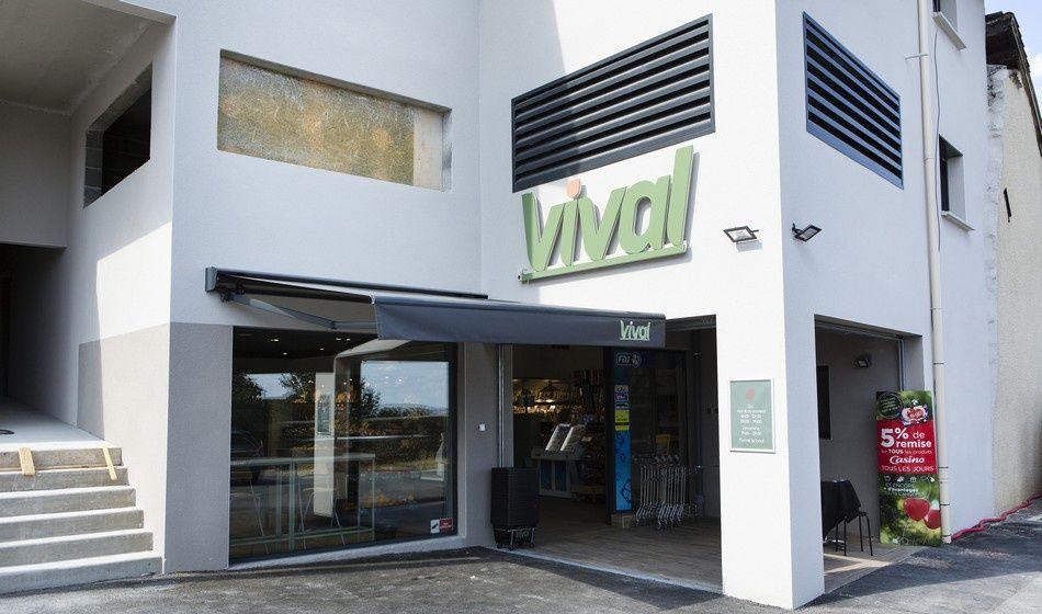 Ouvrir un magasin Vival