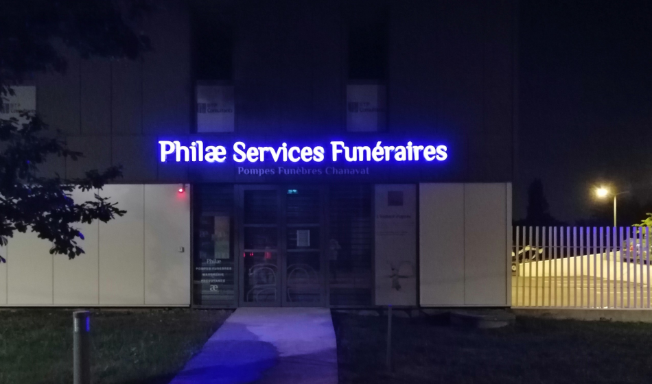 Avis franchise Philae Services Funéraires