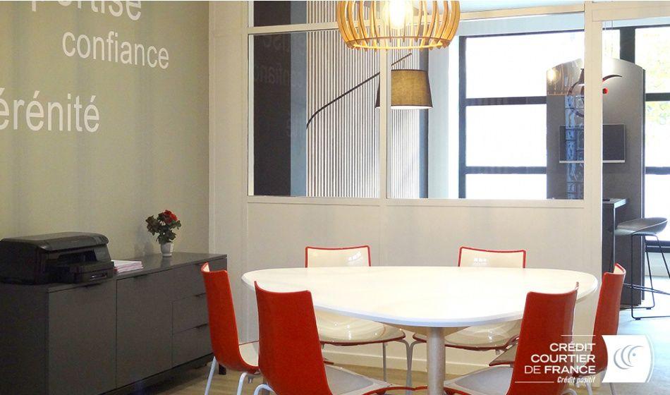 Ouvrir une agence Crédit Courtier de France