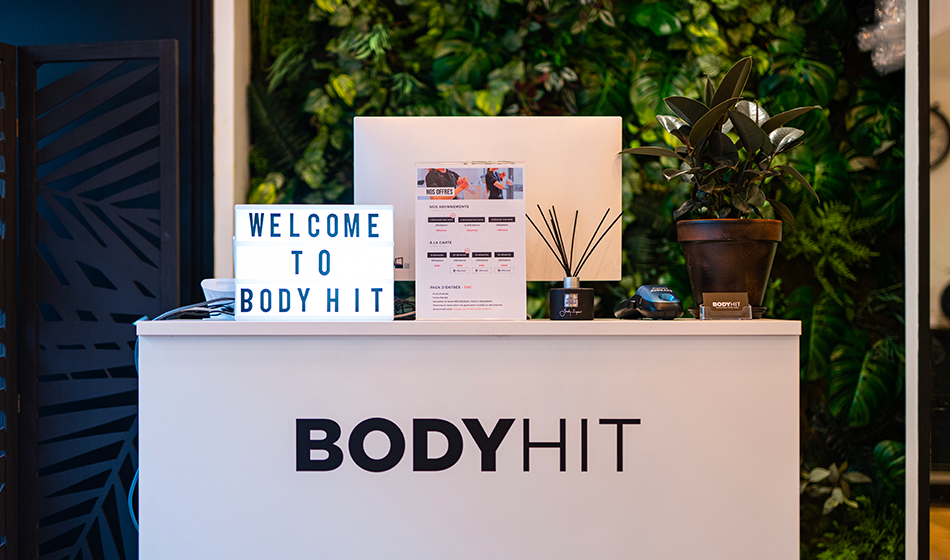 Prix franchise BODYHIT