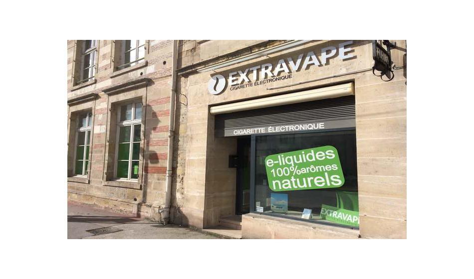 Ouvrir une franchise Extravape