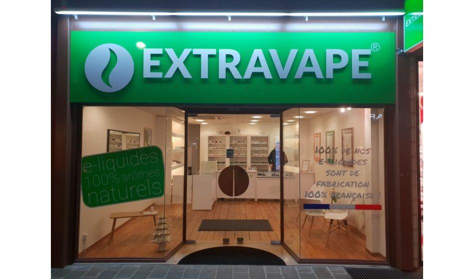 Ouvrir une boutique Extravape