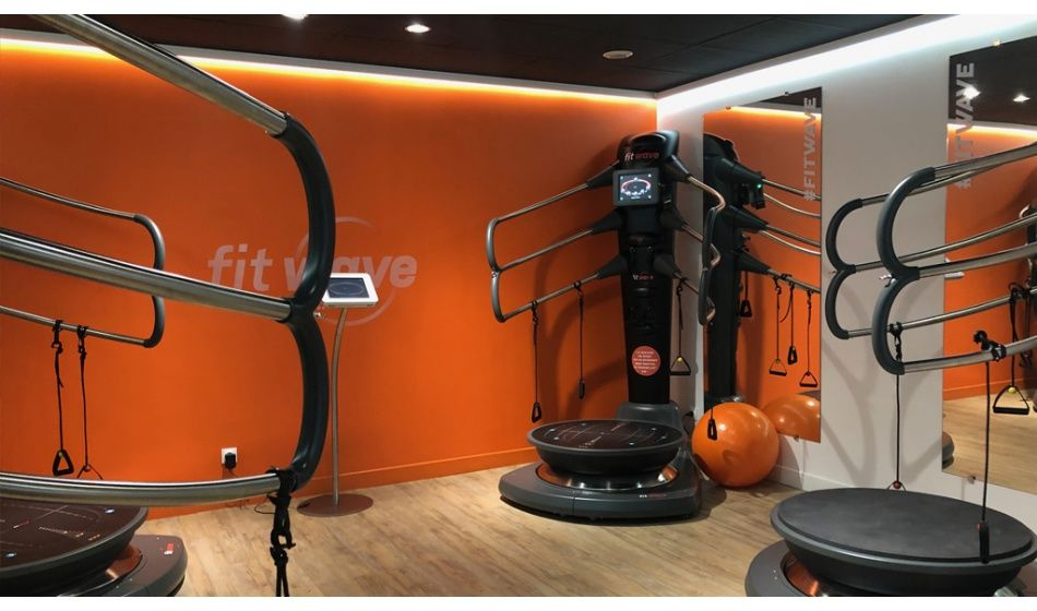 Ouvrir une salle FitWave