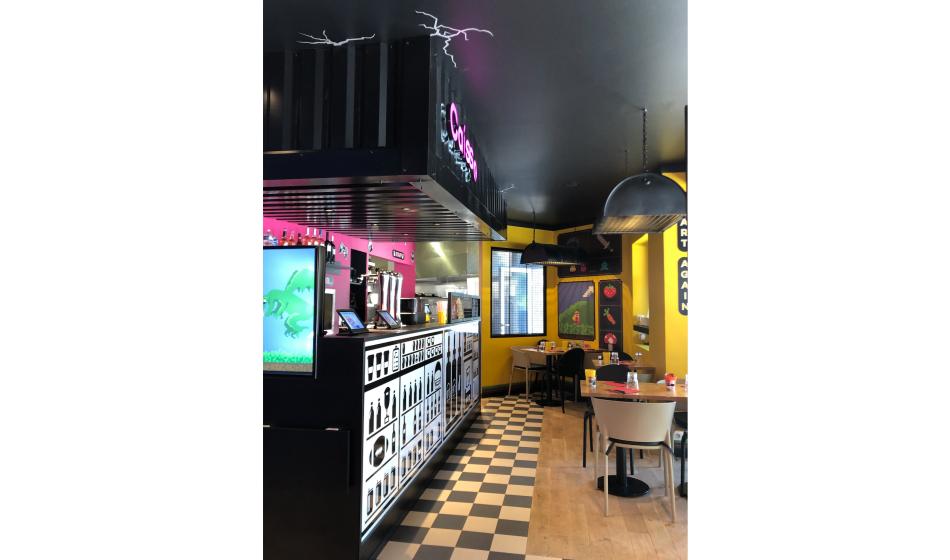 Avis franchise Diners Burger