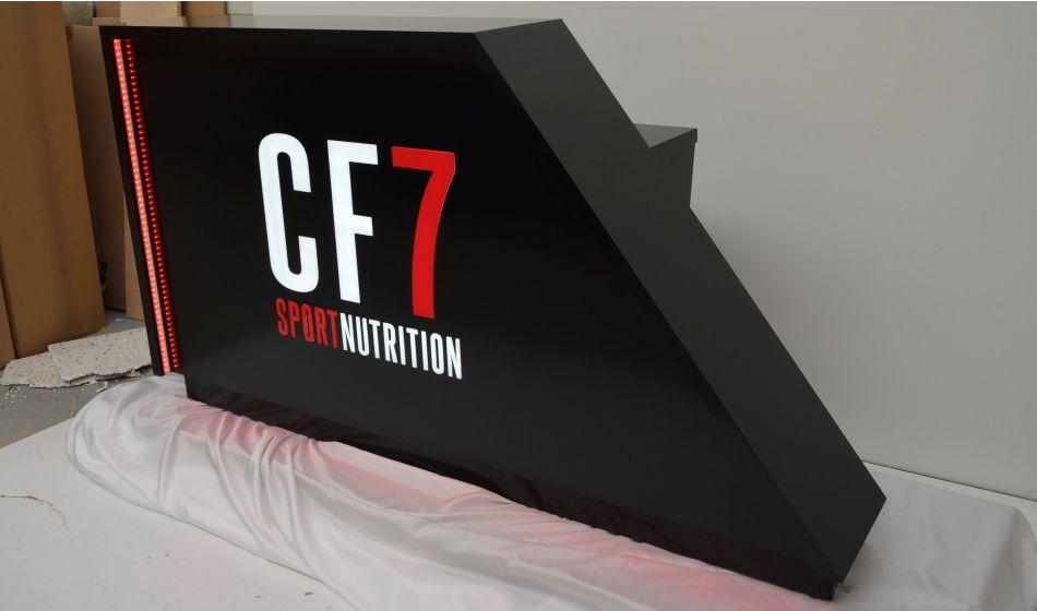 Prix franchise CF7 Sport Nutrition