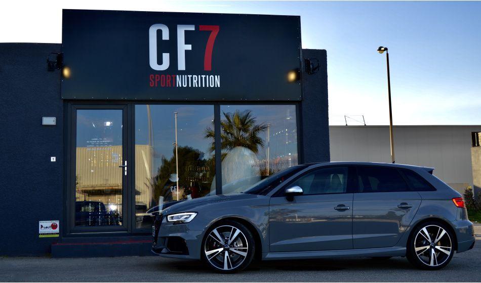 Ouvrir une franchise CF7 Sport Nutrition