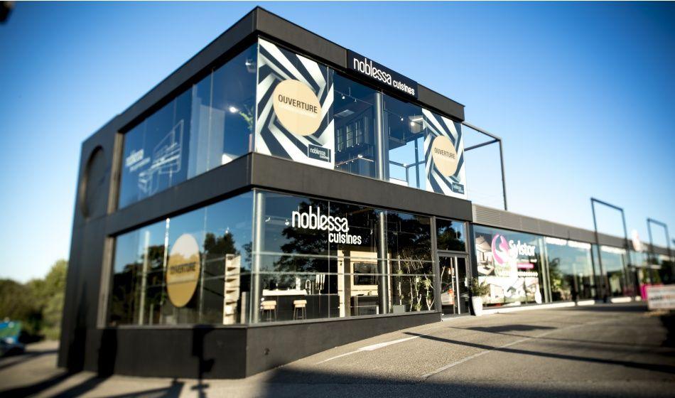 Ouvrir une franchise Noblessa Cuisines