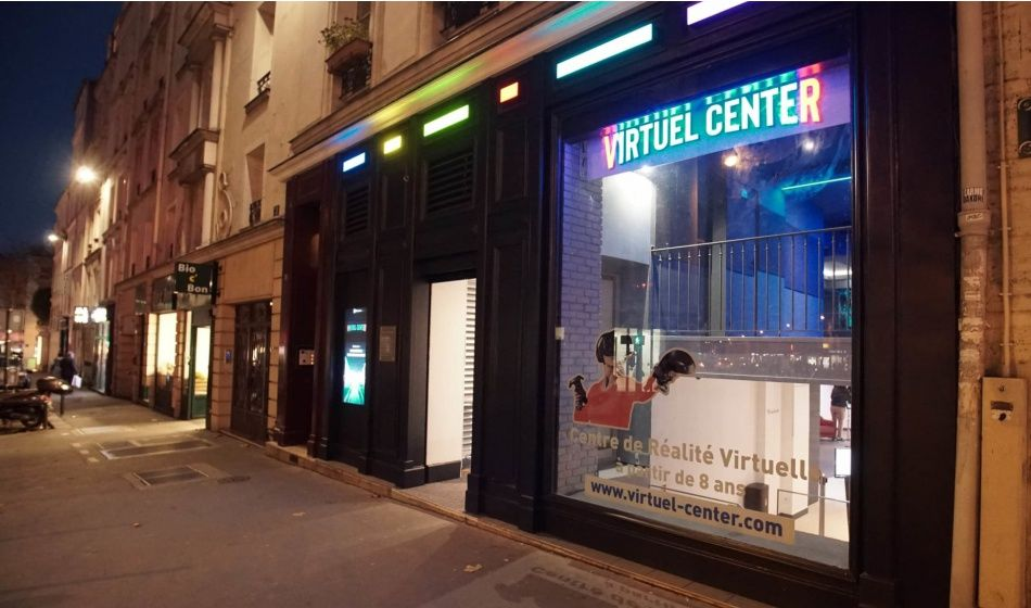Ouvrir un centre Virtual Center