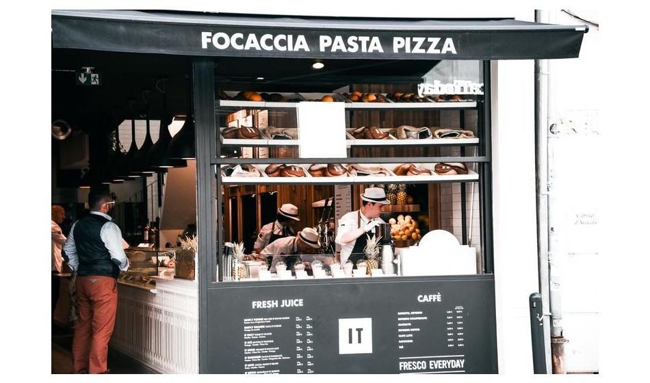 Ouvrir un restaurant IT ITALIAN TRATTORIA