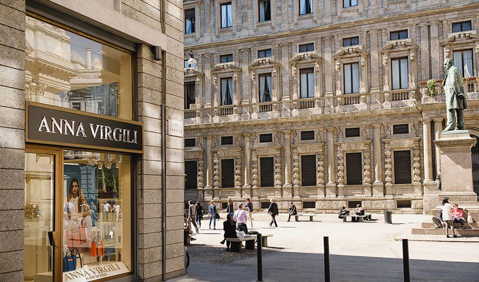 Acheter franchise ANNA VIRGILI
