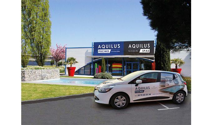 Ouvrir une franchise Aquilus Piscines et Spas