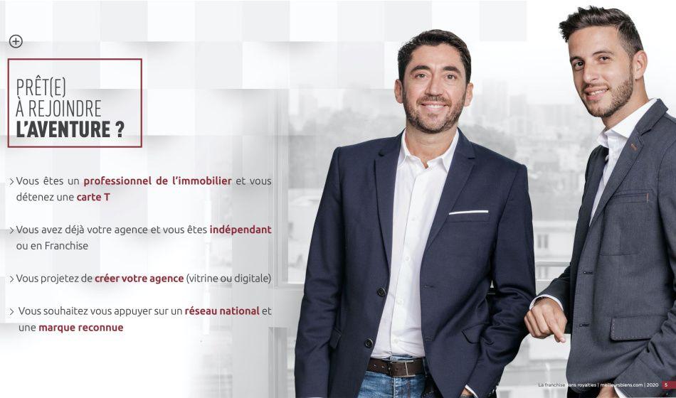 Ouvrir une franchise MeilleursBiens.com