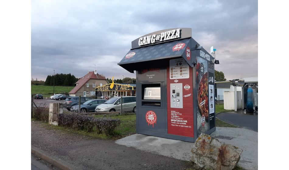 Ouvrir une franchise GANG OF PIZZA