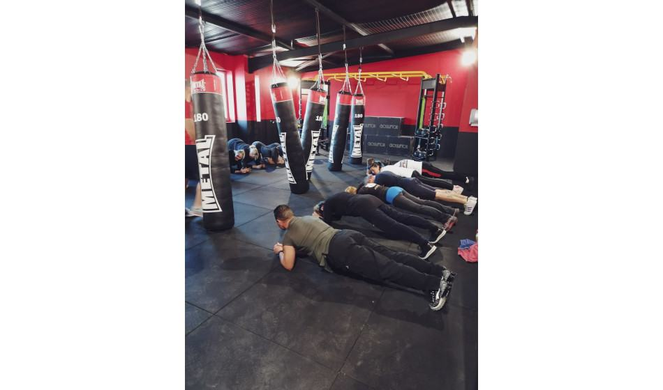 Ouvrir une salle Liberty fitness & coaching