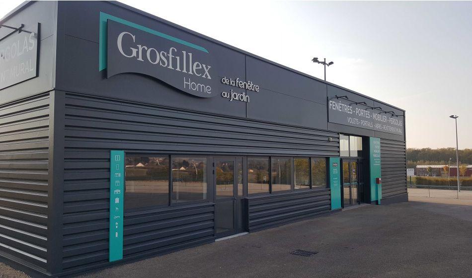 Ouvrir un showroom Grosfillex Fenêtres
