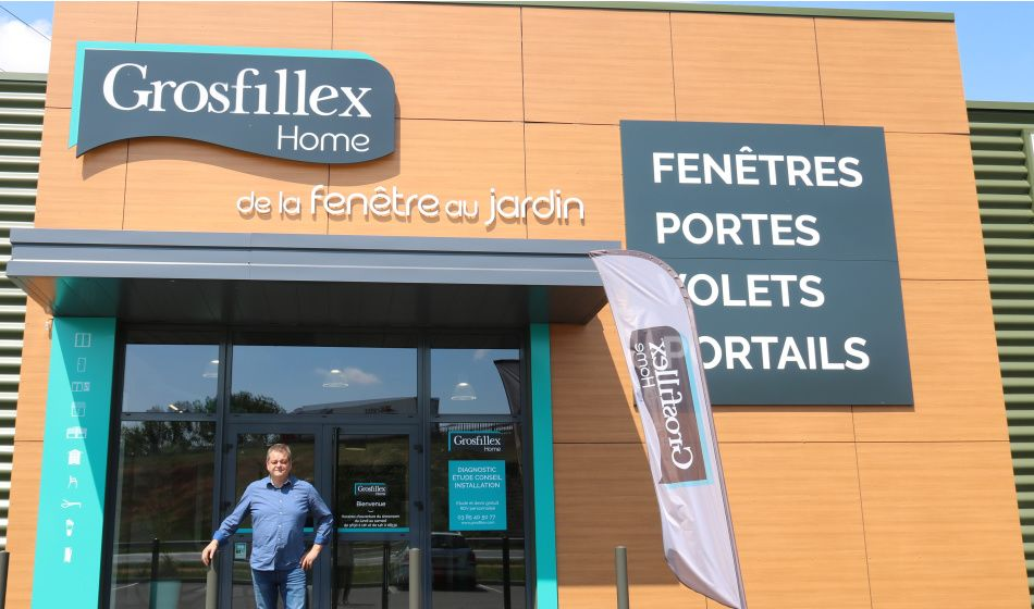 Ouvrir une franchise Grosfillex Fenêtres