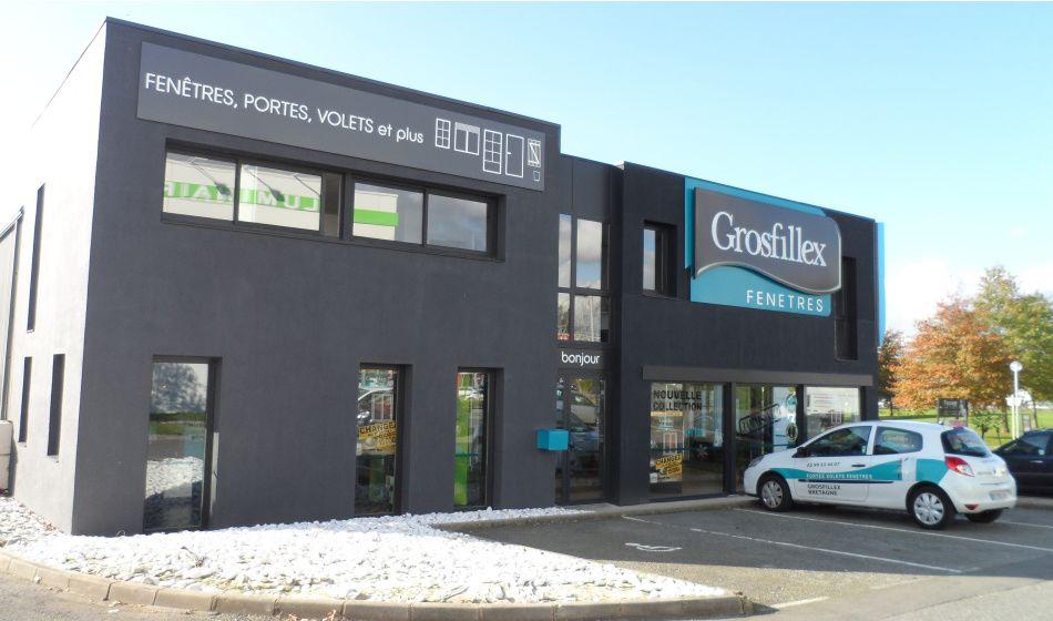 Rentabilité franchise Grosfillex Fenêtres