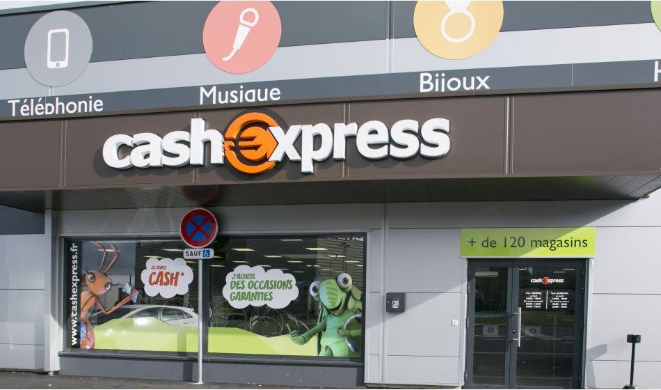 Rentabilité franchise Cash Express