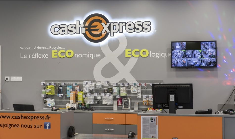 Prix franchise Cash Express