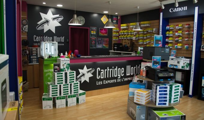 Devenir franchisé Cartridge World