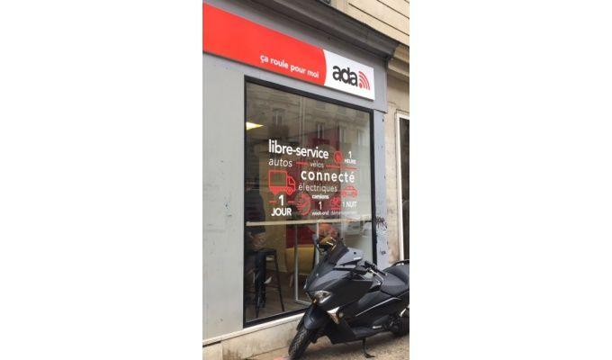 Rentabilité franchise ADA location