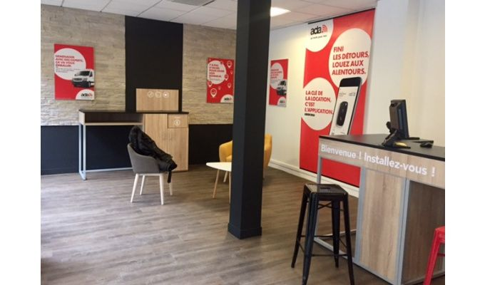 Acheter franchise ADA location