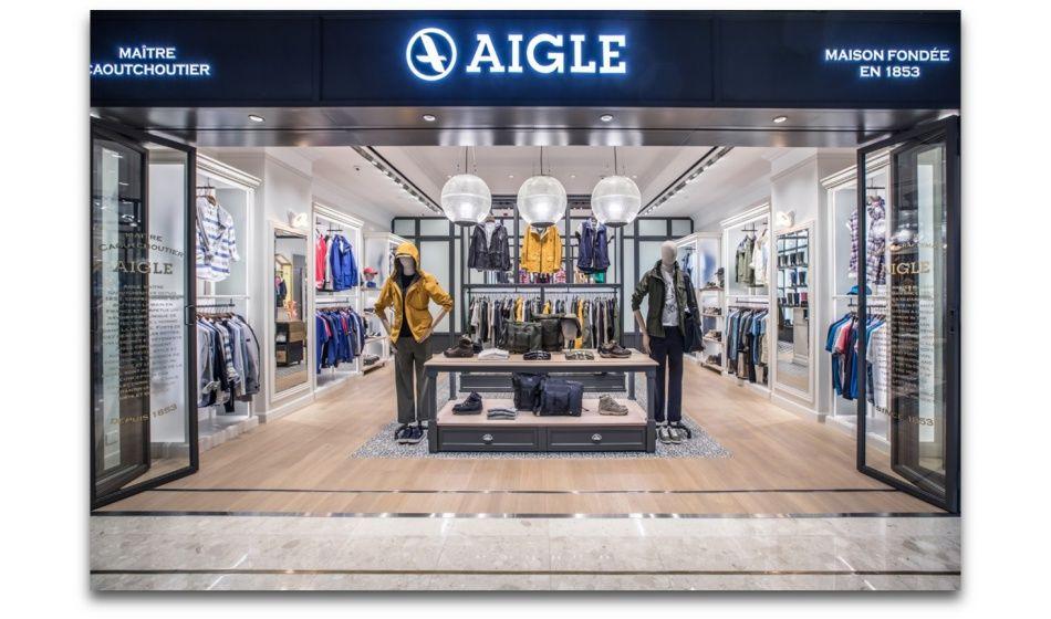 Ouvrir une franchise Aigle
