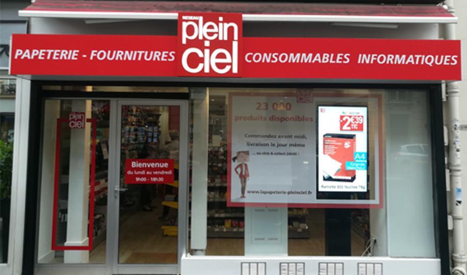 Ouvrir un magasin Plein Ciel