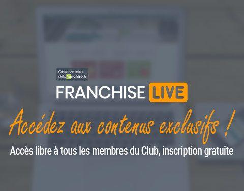 Contenus Franchise Live