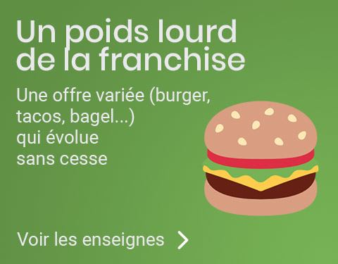 Franchise restauration rapide