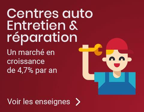 Franchise centres auto