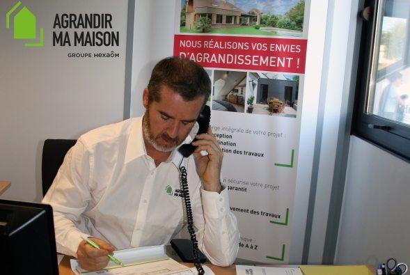 Une Nouvelle Agence Agrandir Ma Maison A Bordeaux