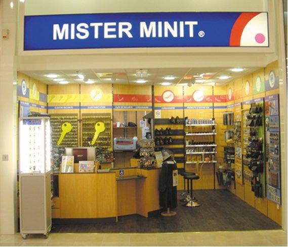 franchise mister minit