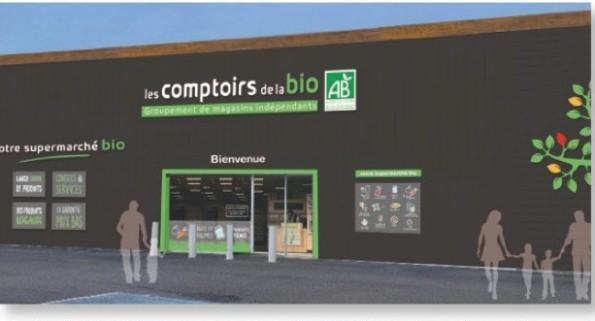 fe02618472f L enseigne Les Comptoirs de la Bio renforce sa présence dans les  Pyrénées-Atlantiques via un nouveau magasin