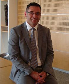 Nikolas Seferiadis, directeur du réseau Lorenove