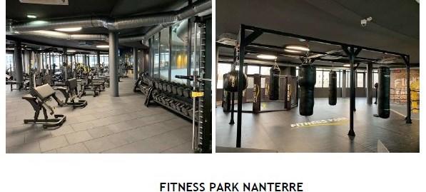 la ville de nanterre accueille fitness park gr u00e2ce  u00e0 une