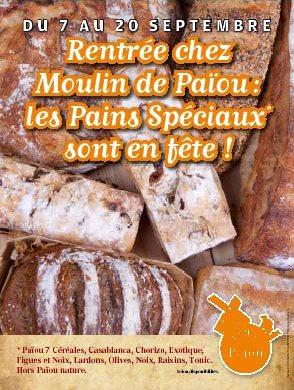 Vive la Rentrée avec la franchise Moulin de Païou