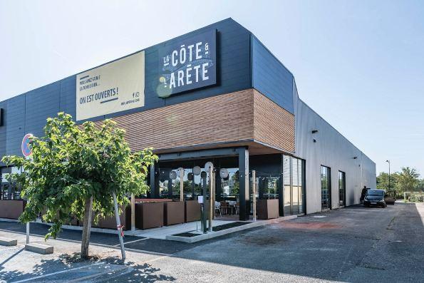 Ouverture D Un Restaurant La Cote Et L Arete A Villenave D Ornon