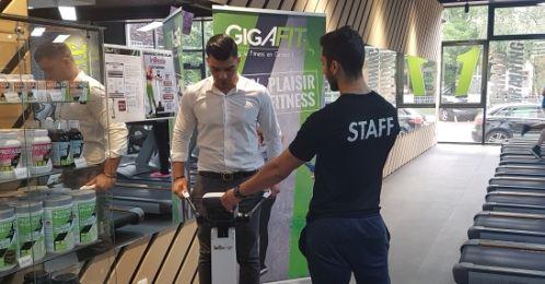 Le Reseau Gigafit Integre Un Pole Sante A Ses Salles De Sport