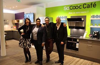 socoo 39 c ouvre un nouveau point de vente paris. Black Bedroom Furniture Sets. Home Design Ideas