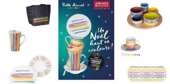 Le réseau Ambiance & Styles accueille Noël avec les couleurs de ...