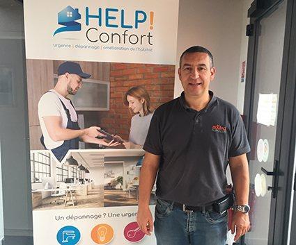 Ouverture d'une nouvelle agence Help Confort à Saint-Gilles-Croix-de-Vie - Observatoire de la Franchise