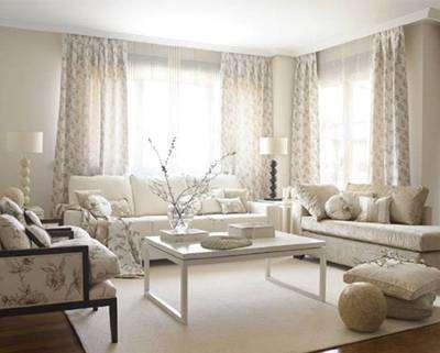 salon moderne beige solutions pour la d233coration