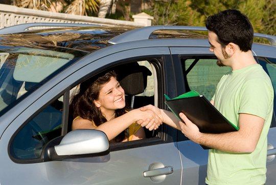 Progression longue durée pour la location auto