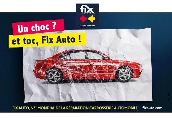 fix auto lance une nouvelle campagne publicitaire et
