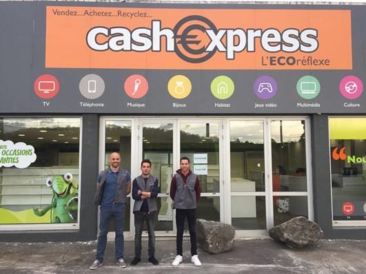 Achat de produits et articles d'occasion – Cash Express