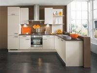 Aviva pr sente sa collection de cuisines 2009 - Cuisine couleur vanille ...