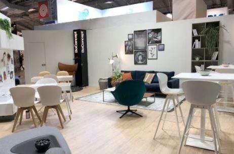 des r sultats satisfaisants pour boconcept lors du salon franchise expo paris 2018. Black Bedroom Furniture Sets. Home Design Ideas
